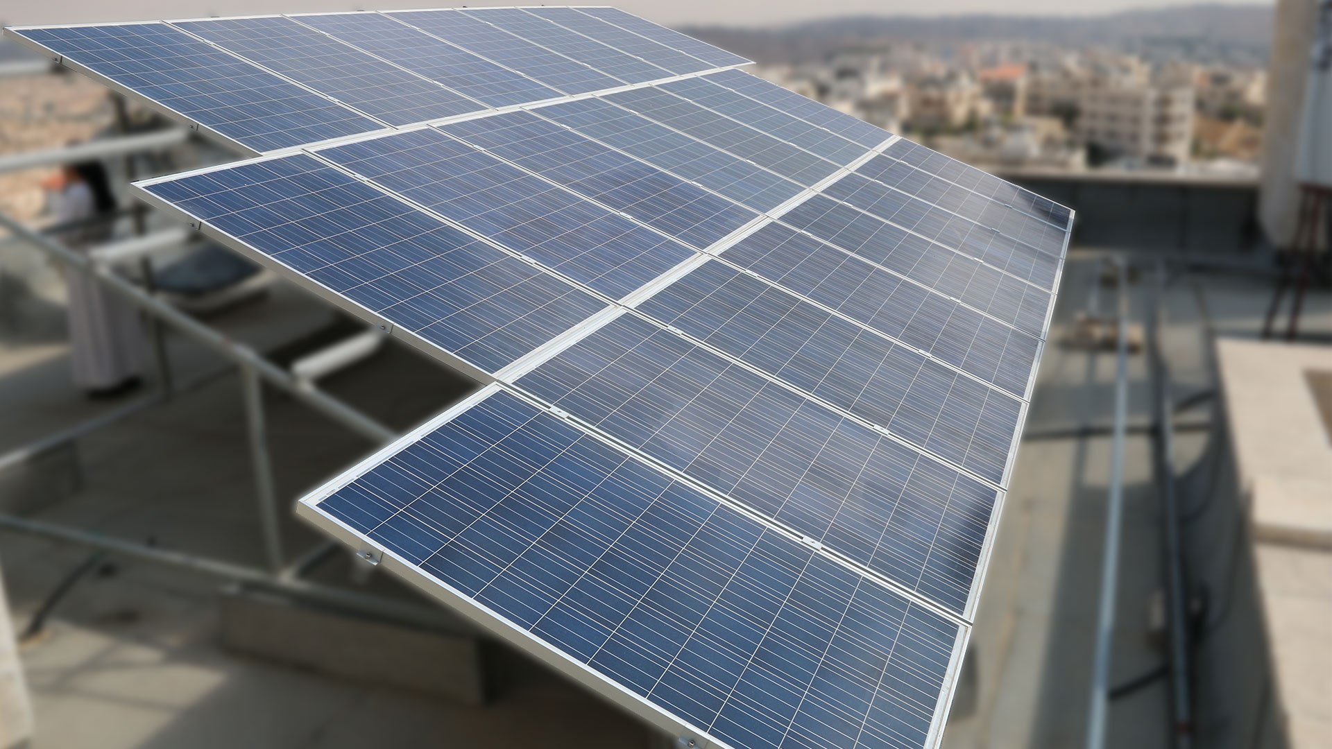 Solar Panel On Grid Systems